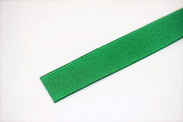 カラーゴム(25mm幅)×1m(グリーン)