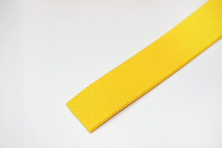 カラーゴム(25mm幅)×1m(黄)