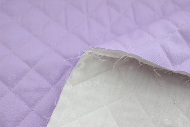 オックス生地キルト 紫【10cmあたり】